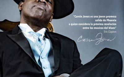 Entradas  – Carvin Jones