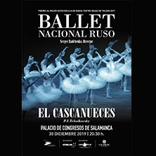 ENTRADAS-El Cascanueces – Ballet Nacional Ruso